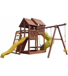 Детская площадка PlayGarden skyfort deluxe 2 с рукоходом...