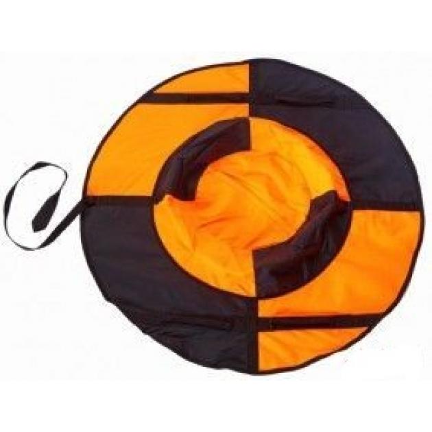 Тюбинг Snow dream Liqht maxi 100, шт (оранжево черный)