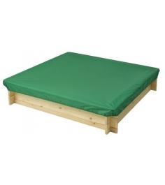 Чехол для песочниц PAREMO зеленый PS116-04...