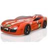 3D Romack Renner 2 с подсветкой фар дна и колесами оранжевый...