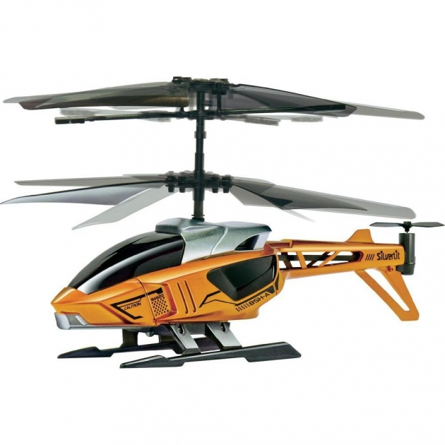 Вертолет на радиоуправлении Silverlit с BlueTooth управлением для iPhone, iPad,iPod трехканальный 84620