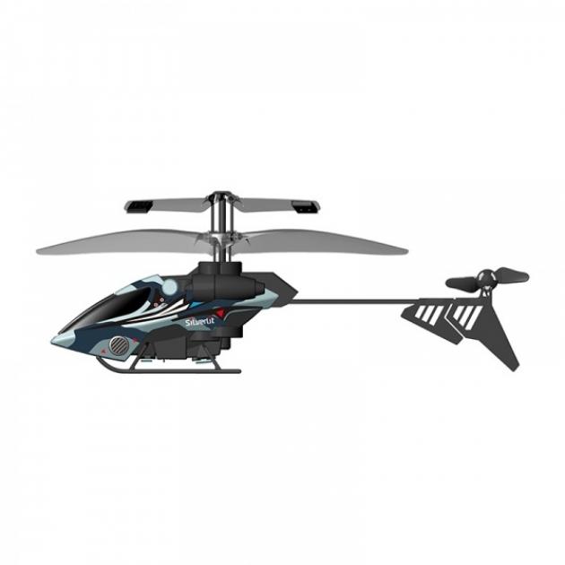 Вертолет на радиоуправлении Silverlit двухканальный Мой первый вертолет 84689