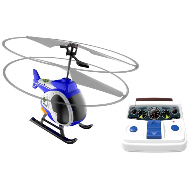 Детская радиоуправляемая игрушка Silverlit Моя первая вертолетная станция 84703