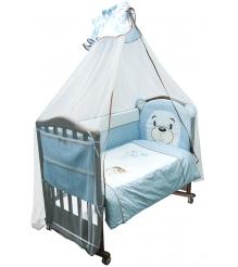 Бортики в кроватку Сонный гномик Умка 120х60