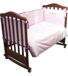Комплект в кроватку 3 предмета Сонный гномик Прованс 369...