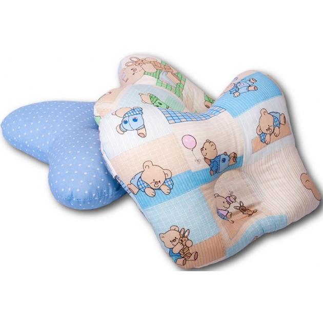 Подушка анатомическая Сонный гномик 555А