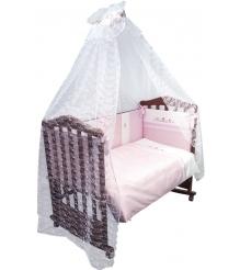 Комплект в кроватку 7 предметов Сонный гномик Прованс 769...