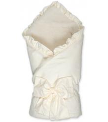 Конверт одеяло на выписку Сонный Гномик Ваниль экрю мех 1012-1М...