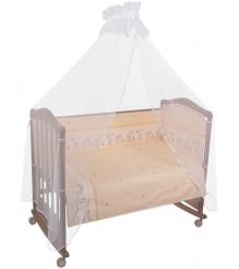 Бортик в кроватку Сонный Гномик Оленята 127