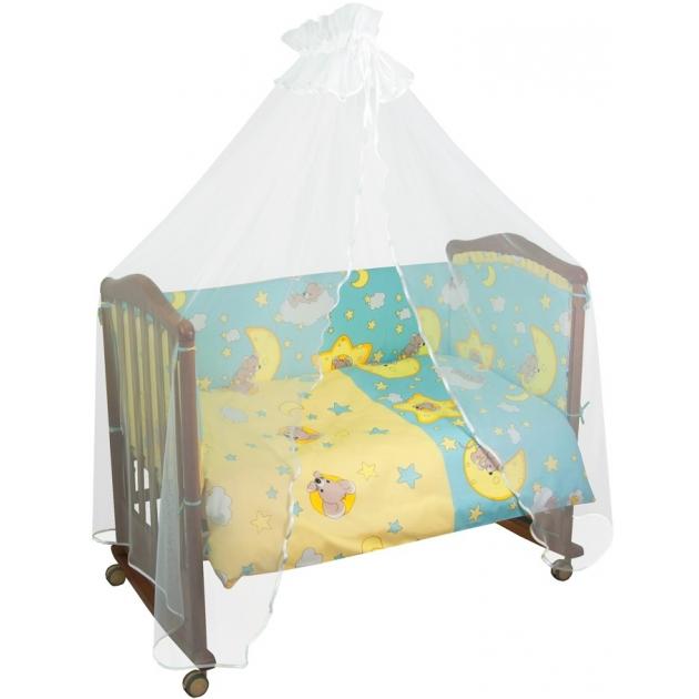 Бортик в кроватку Сонный Гномик Сыроежкины сны 141