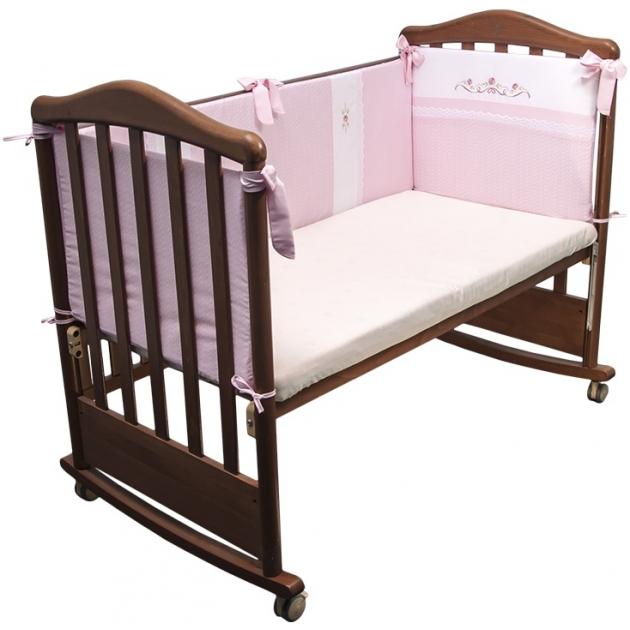 Бортик в кроватку Сонный Гномик Прованс 169