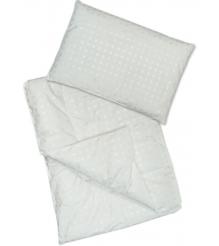 Комплект одеяло и подушка Сонный Гномик Эвкалипт 066