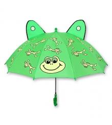 Детский зонт трость Веселые лягушки ТД451/203526...