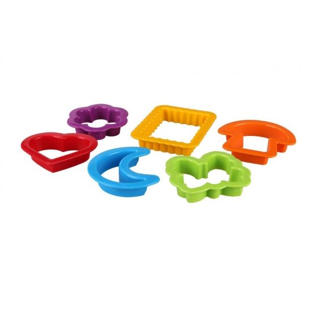 Набор детских формочек Б/П для игры с песком 5626М