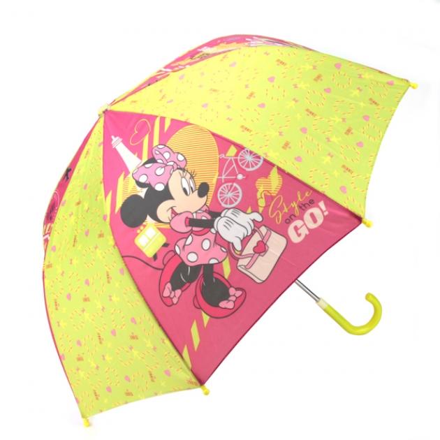 Детский зонт трость Дисней Минни DC3009-MINI/185209