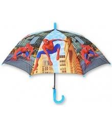Детский зонт трость Человек Паук YD10215-1А/203527