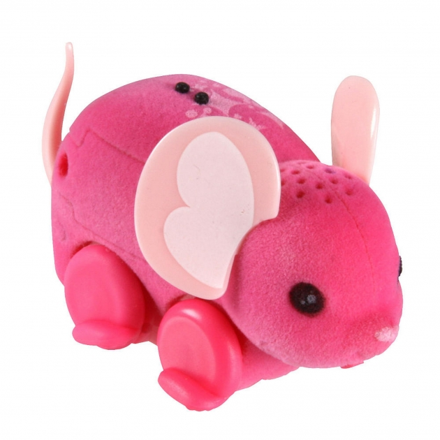 МышкаLittle Live Pets розовая 28189