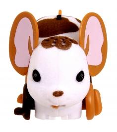 Интерактивная мышка Little Live Pets белая 28192...