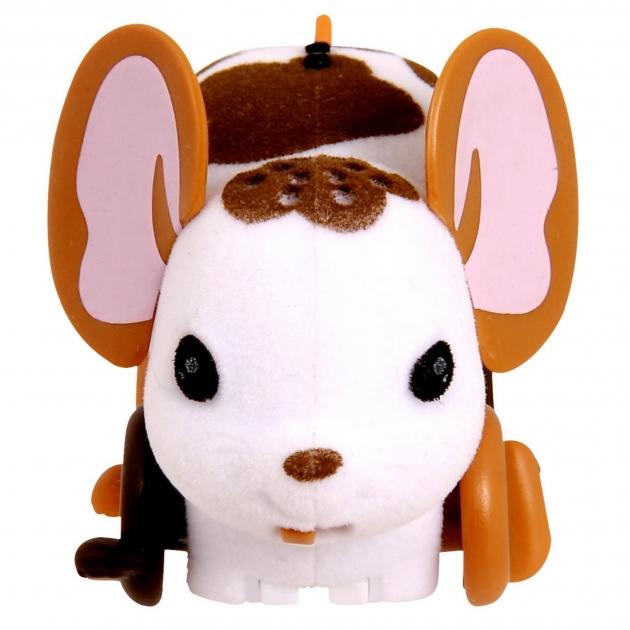 Интерактивная мышка Little Live Pets белая 28192