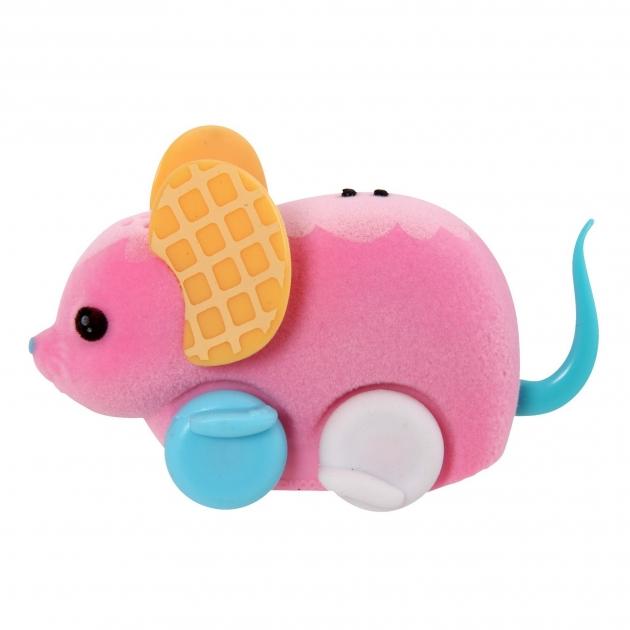 Интерактивная игрушка Little Live Pets Розовая мышка в колесе 28194