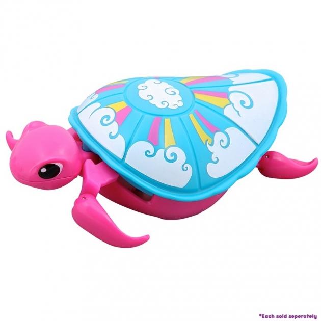 Интерактивная черепашка Little Live Pets Третья серия Розовая 28254