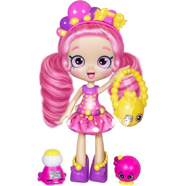 Кукла Shoppies Пузырелла 56161