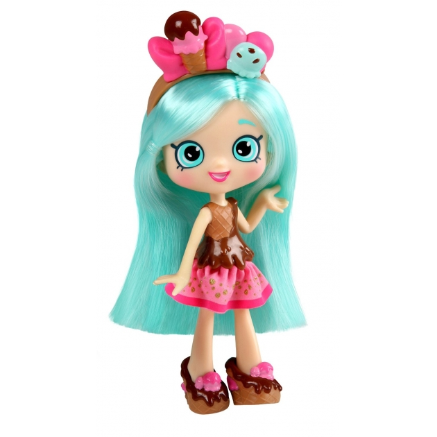 Кукла Shopkins Пеппа Минт 56162