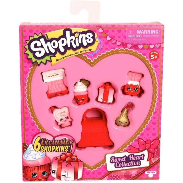 Игровой набор Shopkins Сладкое Сердечко 56221
