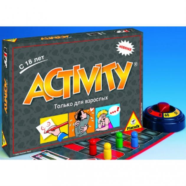 Игра активити Piatnik activity для взрослых 722493