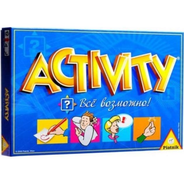 Игра активити Piatnik activity всё возможно! 737299