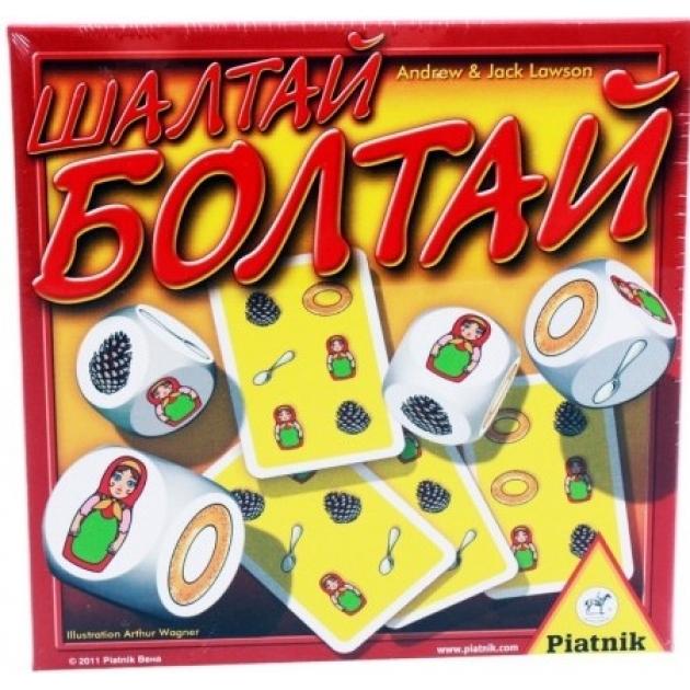 Настольная игра Piatnik шалтай болтай 739699