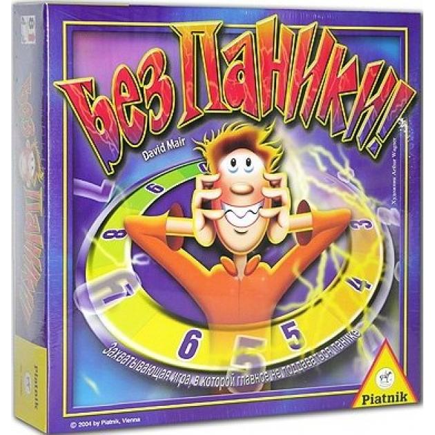 Игра для всей семьи Piatnik без паники 776090