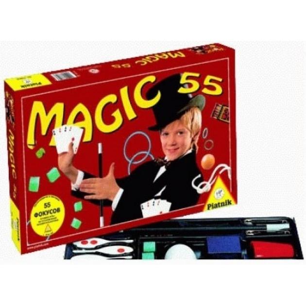 Игра для всей семьи Piatnik 55 фокусов 776243N