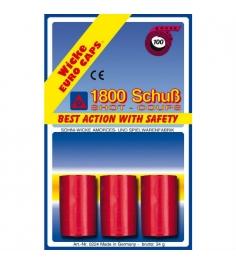 Пистоны Sohni-wicke 100 зарядные 1800 шт 0224S...