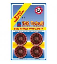 Пистоны Sohni-wicke 12 зарядные 192 шт 0242S...