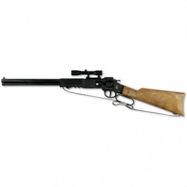 Винтовка с пистонами Sohni-wicke Arizona 8 зарядные Rifle 640 мм упаковка карта 0395F