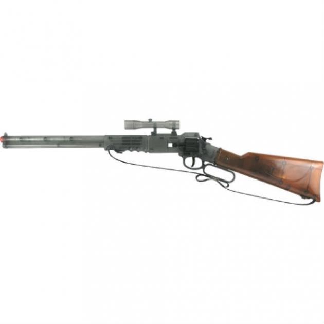 Винтовка с пистонами Sohni-wicke Arizona АГЕНТ 8 зарядные Rifle 640 мм упаковка карта 0395-07F