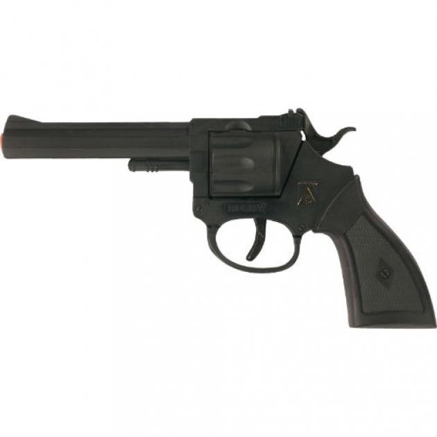 Пистолет с пистонами Sohni-wicke Рокки 100 зарядный 192 мм 0420F