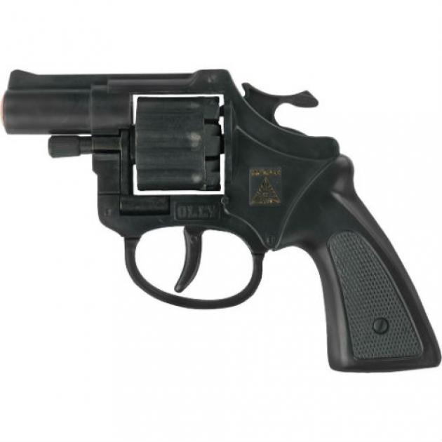 Пистолет с пистонами Sohni-wicke Олли Агент 8 зарядный 127 мм 0430S
