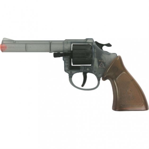 Пистолет с пистонами Sohni-wicke Ринго Агент 8 зарядный 198 мм 0434-07S