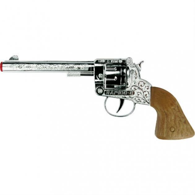 Пистолет с пистонами Sohni-wicke Техас Рапидо 8 зарядный 214 мм 0439S