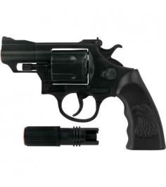 Пистолет с пистонами Sohni-wicke с глушителем Будди Агент 12 зарядный 235 мм 0440S