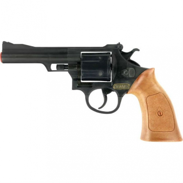 Пистолет с пистонами Sohni-wicke Денвер 12 зарядный 219 мм 0446S