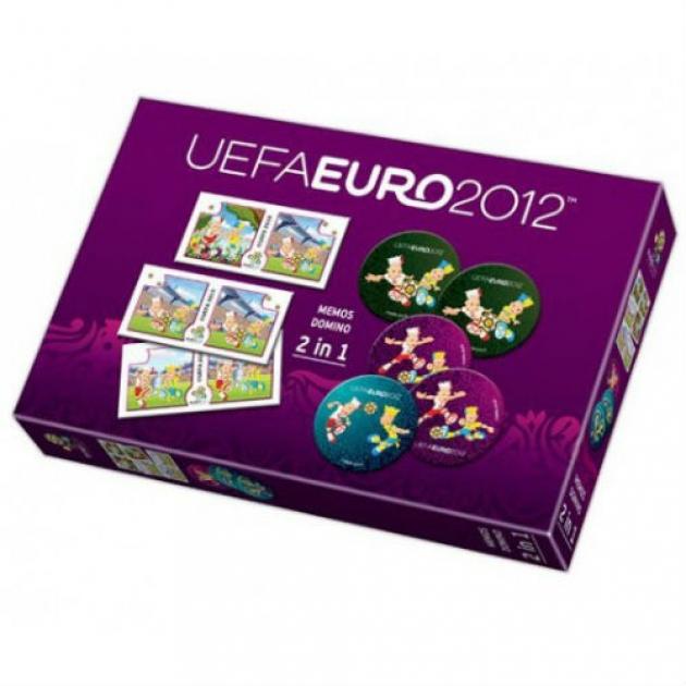 Мемо и Домино Евро 2012