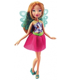 Кукла Winx Club Волшебный питомец Flora IW01221500...