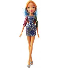 Кукла Winx Club Диско Flora IW01261500