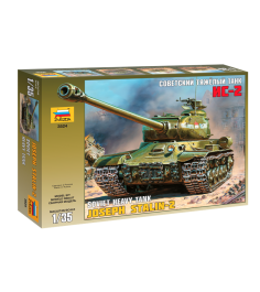 Модель для склеивания Zvezda Советский танк Ис 2 3524...