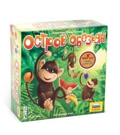 Настольная игра Zvezda Остров обезьян 8759...