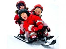 Детские снегокаты