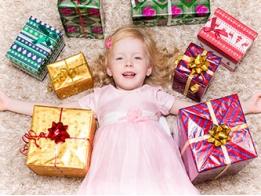 Подарки для девочек